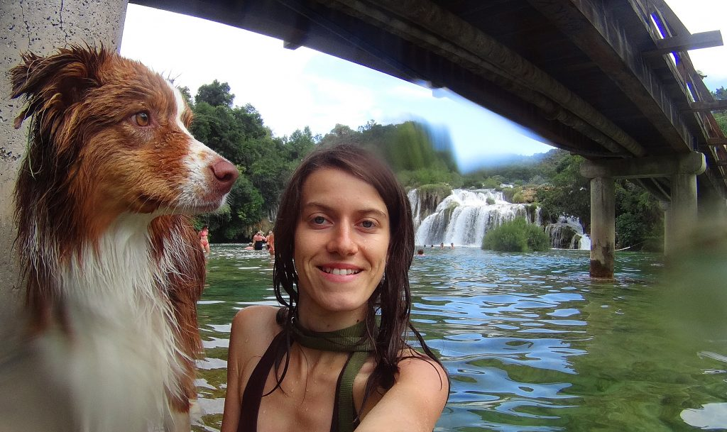 Krka croatie cascades