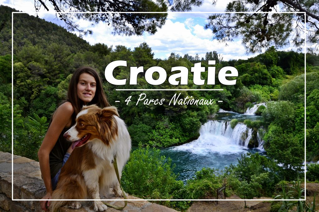 croatie parc national