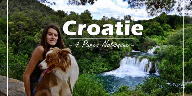 croatie parc national